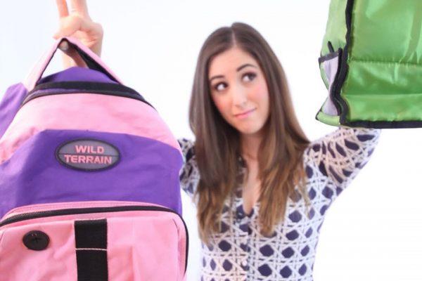 Jak wyprać plecak szkolny